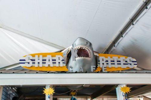 Clearwater Marine Aquarium -Shark Bites Cafe