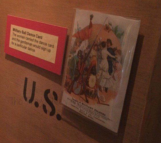 Fort De Soto Park, Historic Fort and Museum - St. Petersburg Florida Dance Card