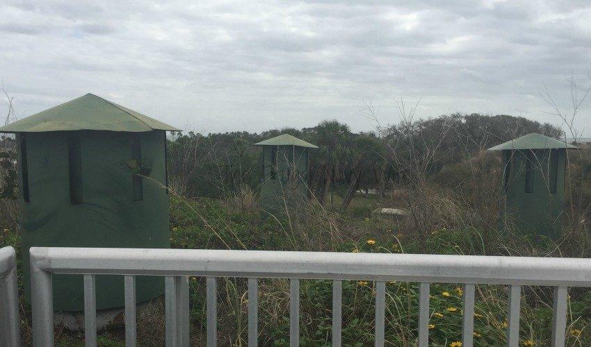Fort De Soto Park, Historic Fort and Museum - St. Petersburg Florida Green Vents