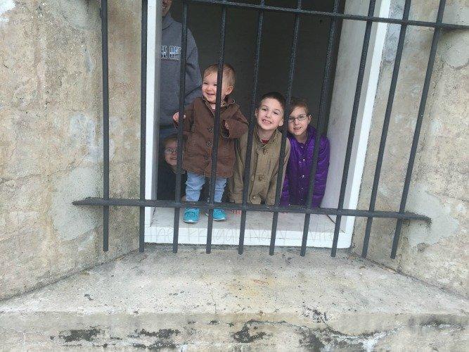 Fort De Soto Park, Historic Fort and Museum - St. Petersburg Florida Kids in Jail