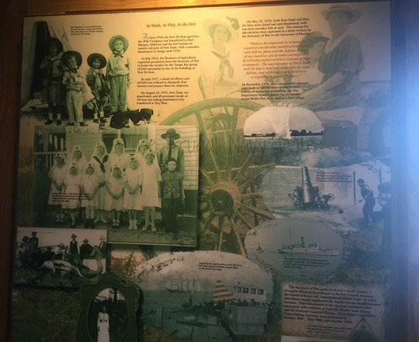 Fort De Soto Park, Historic Fort and Museum - St. Petersburg Florida People of the Fort