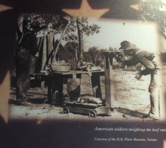 Fort De Soto Park, Historic Fort and Museum - St. Petersburg Florida Rations