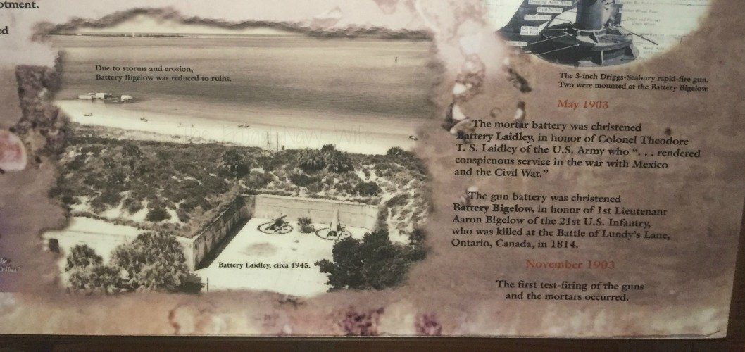 Fort De Soto Park, Historic Fort and Museum - St. Petersburg Florida Ruins Pic