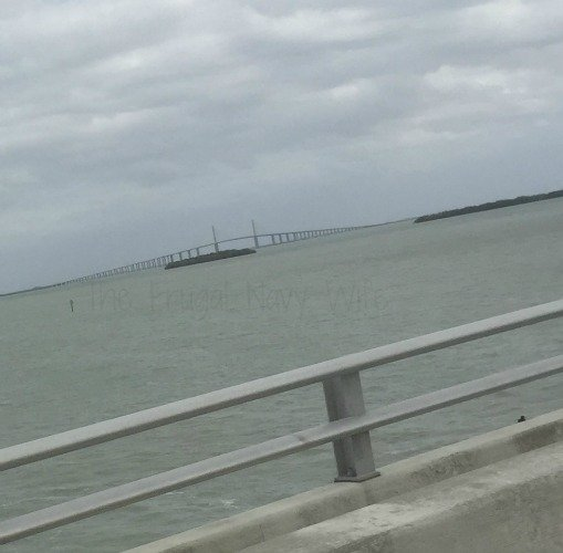 Fort De Soto Park, Historic Fort and Museum - St. Petersburg Florida Skyway Bridge