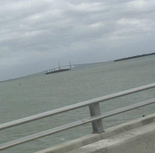 Fort De Soto Park, Historic Fort and Museum - St. Petersburg Florida Skyway Bridge
