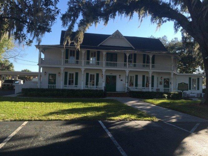 Historical Brandon Florida Driving Tour Homestead