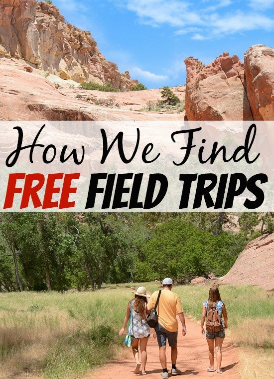 How We Find Field Trips for Free
