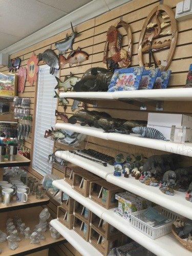 Manatee Viewing Center - Apollo Beach Florida Gift Shop