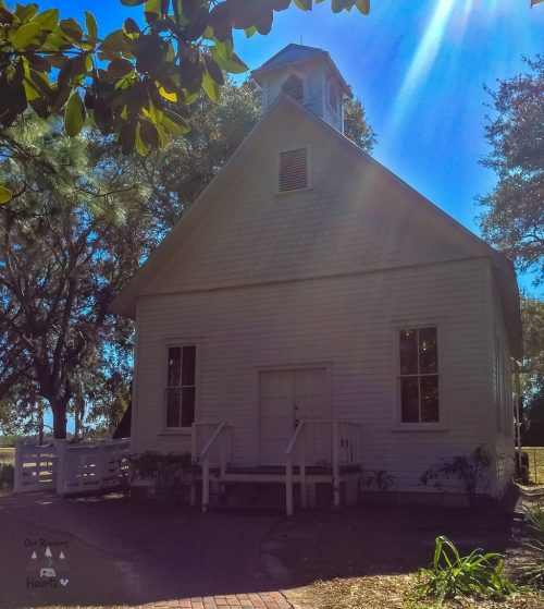 Pinellas County Heritage Village Church
