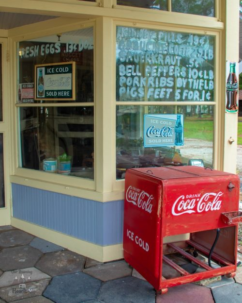 Pinellas County Heritage Village General Store