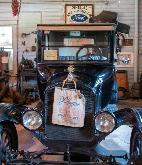 Pinellas County Heritage Village Garage