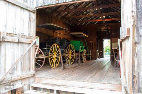 Lowe Barn Pinellas County Heritage Village