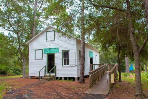 Pinellas County Heritage Village Sponge Warehouse