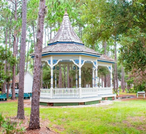 Pinellas County Heritage Village Bandstand