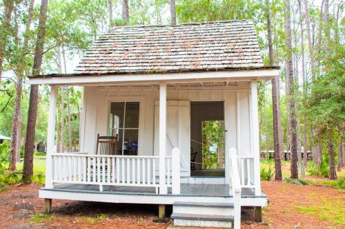 Pinellas County Heritage Village Boyer Cottage