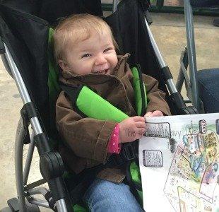The Florida State Fair - Tampa Florida Baby Stoller