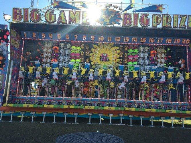 The Florida State Fair - Tampa Florida Big Game