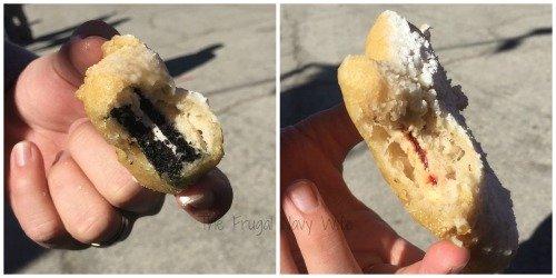 The Florida State Fair - Tampa Florida Fried Food Bites