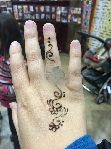 The Florida State Fair - Tampa Florida My Henna Tatto