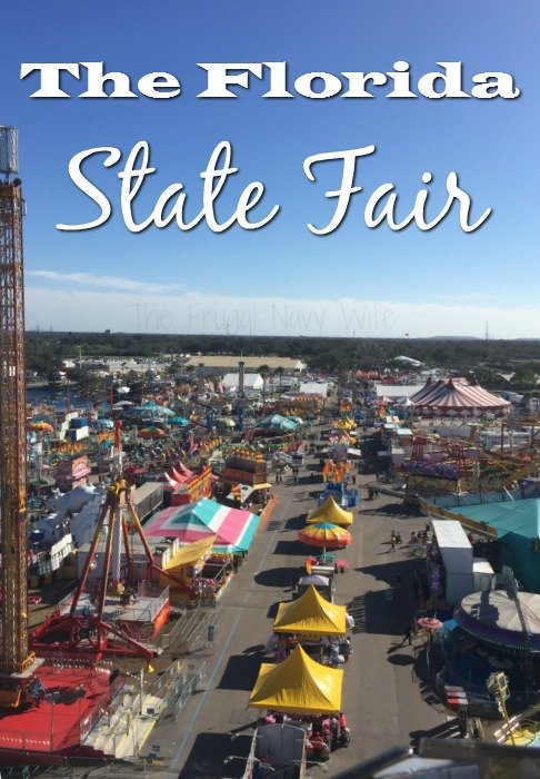 The Florida State Fair – Tampa Florida