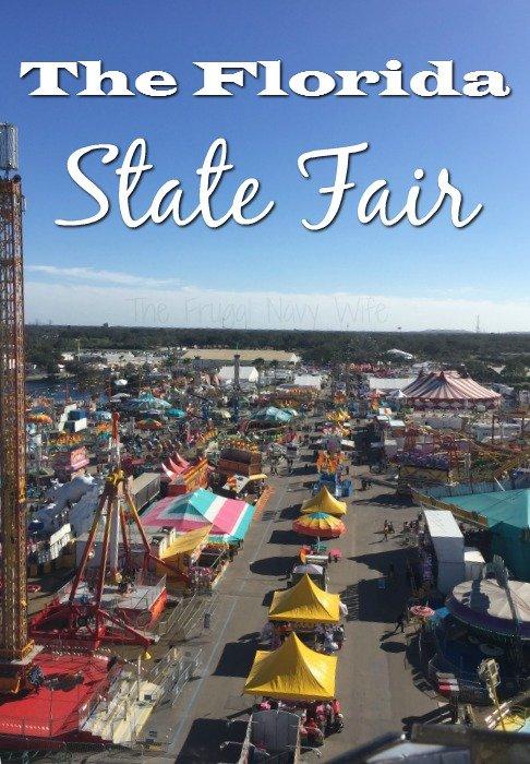 The Florida State Fair - Tampa Florida