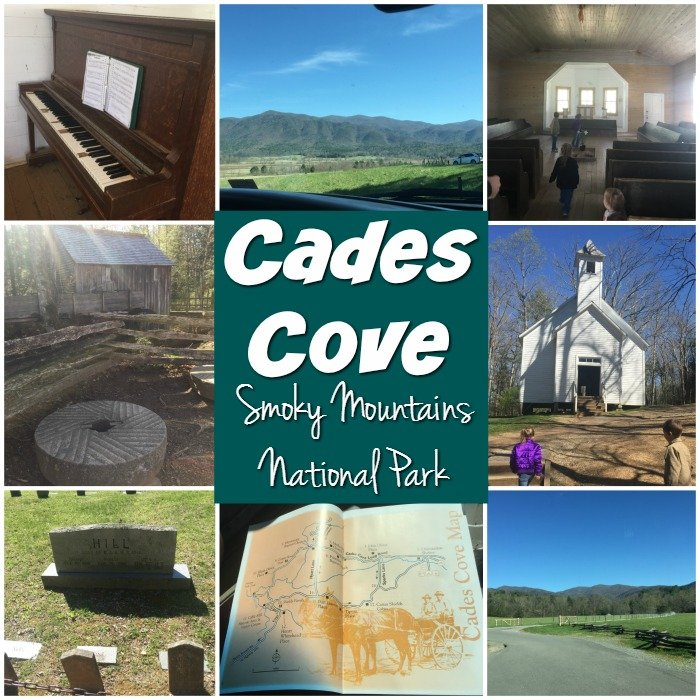 Cade Cove Smoky Mountains National Park