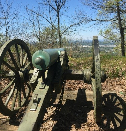 Free Things to do in Atlanta Kennesaw National Battlefield