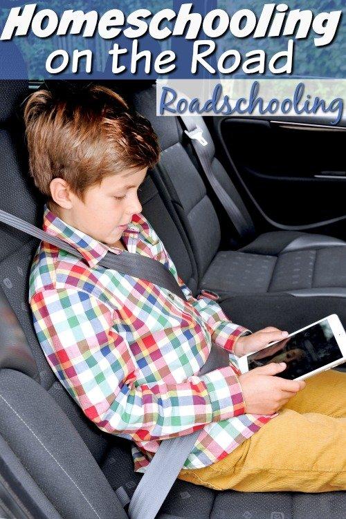 Homeschooling on the Road - Roadschooling