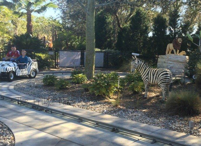 LEGOLAND Amusement Park, Winter Haven Florida Safri