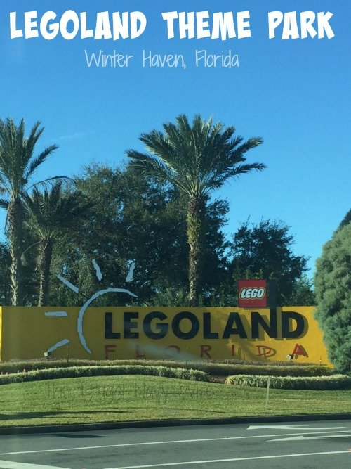 LEGOLAND Amusement Park, Winter Haven Florida