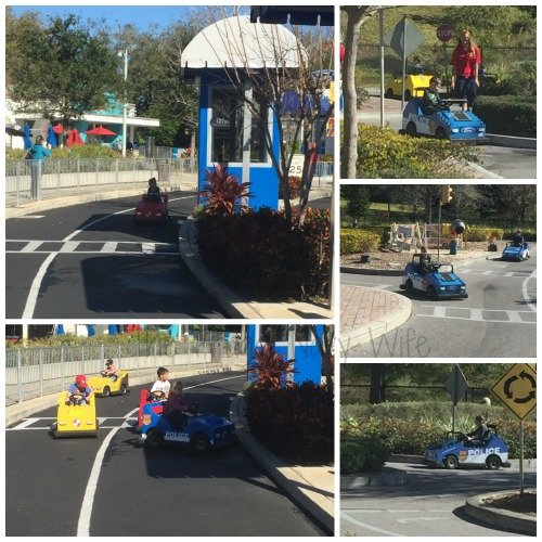 LEGOLAND Amusement Park, Winter Haven FloridaDriving School