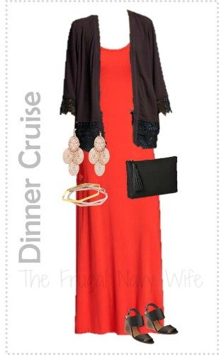 Old Navy Styles for Your San Francisco Vacation Dinner Cruise