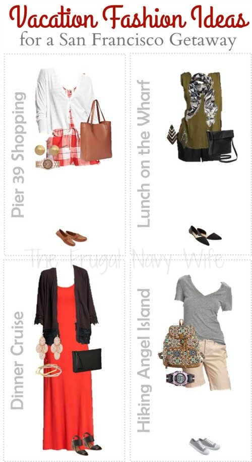 Old Navy Styles for Your San Francisco Vacation