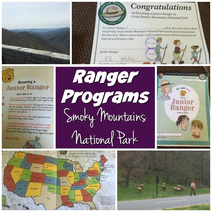 Ranger Programs Smoky Mountains National Park