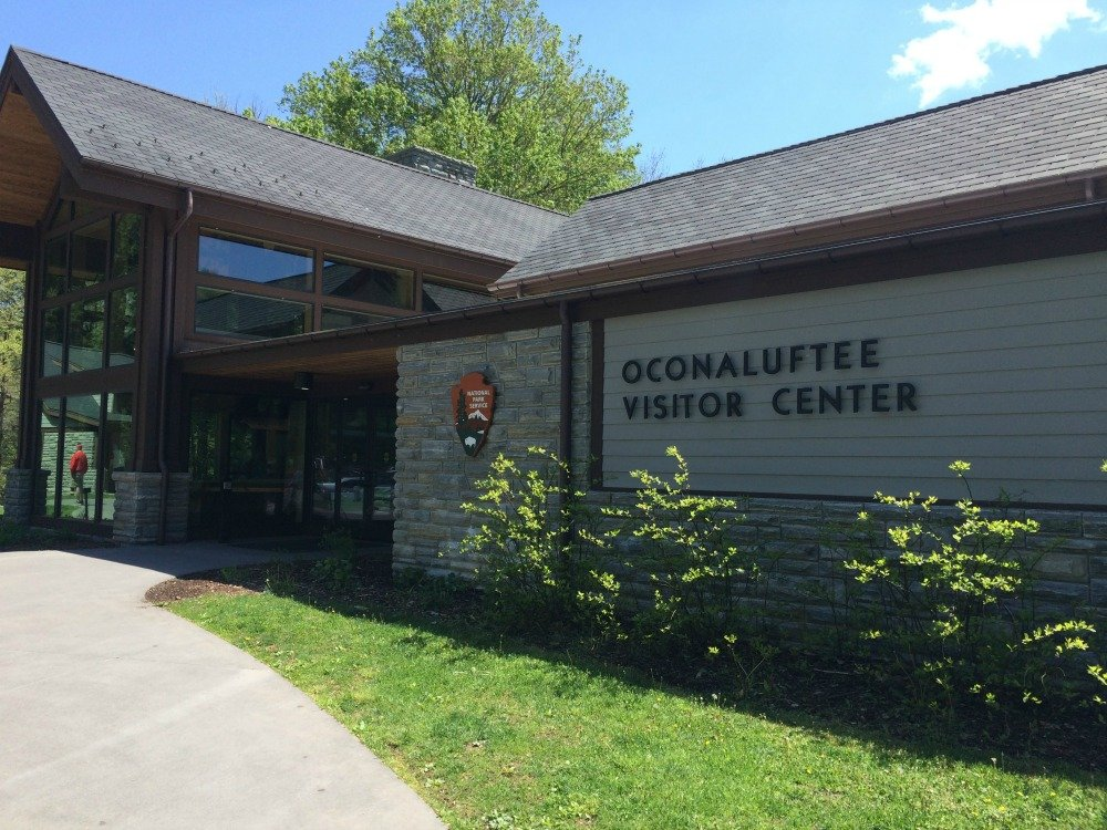 Smoky Mountains Visitors Center