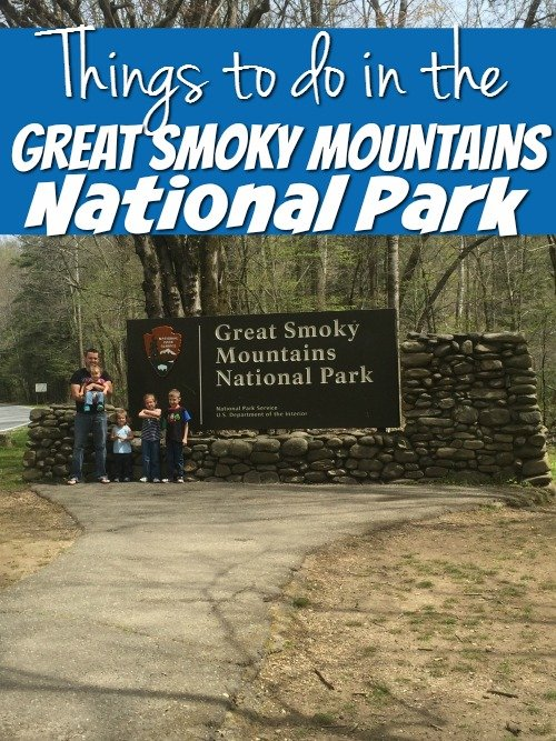 Things to do in The Great Smoky Mountain National Park