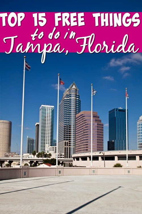 Top 15 Free Things to do in Tampa, Florida