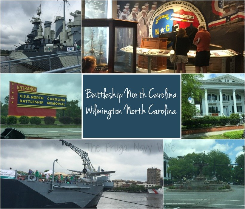 Battleship North Carolina Wilmington North Carolina