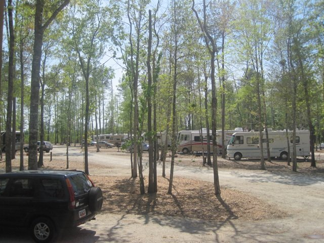 Campgrounds in Myrtle Beach - CarollWoods Campground