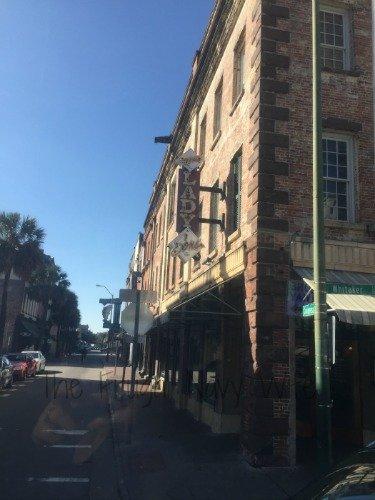Paula Deen's The Lady and Sons Restaurant - Savannah, Georgia Building