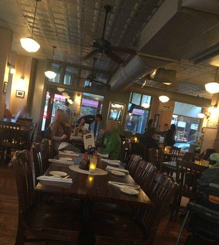 Paula Deen's The Lady and Sons Restaurant - Savannah, Georgia Decor