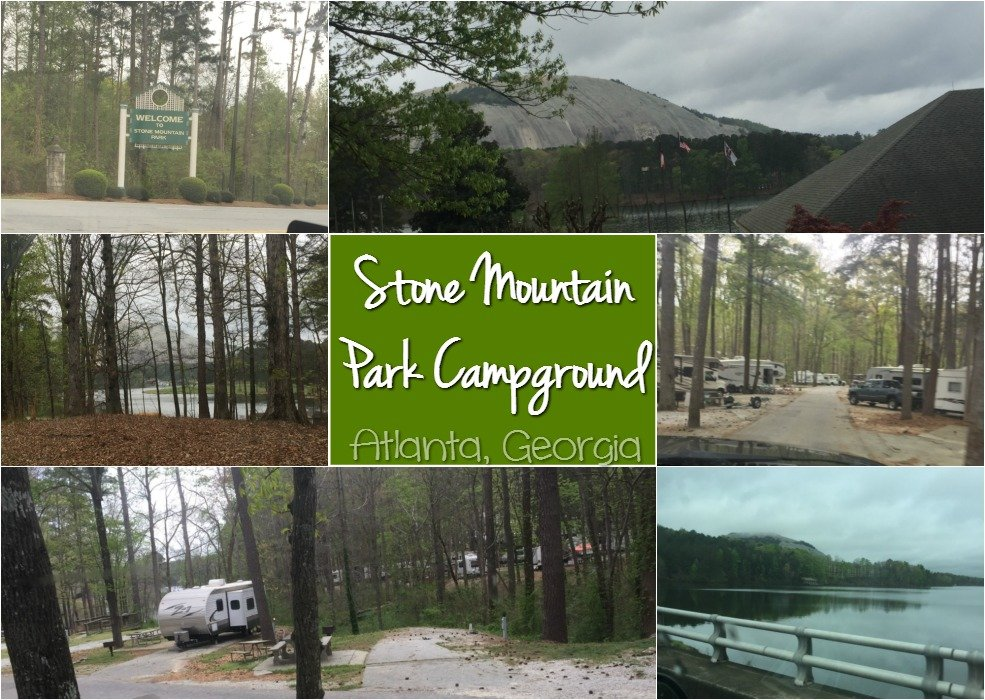 Stone Mountain Campground Atlanta GA
