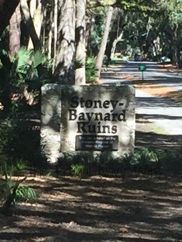 What to do When Visiting Hilton Head South Carolina Stoney Baynard Ruins