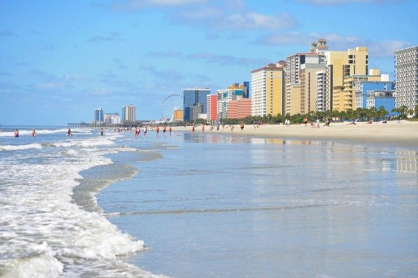 10 Free Things to do in Myrtle Beach SC Beach