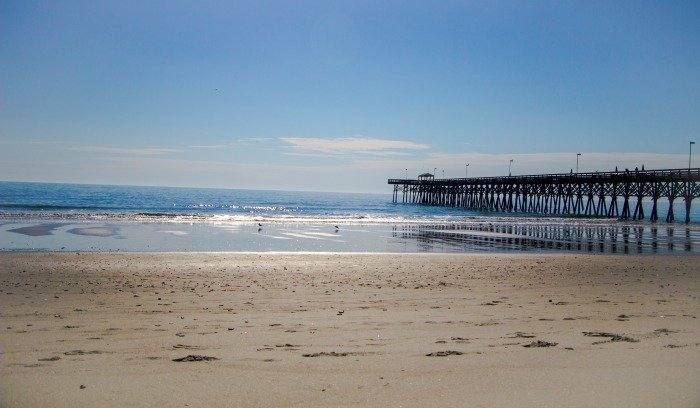 10 Free Things to do in Myrtle Beach SC Peir