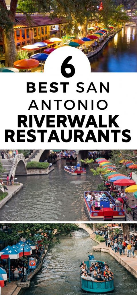 I can not wait to try out the best San Antonio Riverwalk Resturants next time I am in town. #sanantonio #texas #restaurants #ourroaminghearts | San Antonio Restaurants | Places to Eat in San Antonio | San Antonio | Texas
