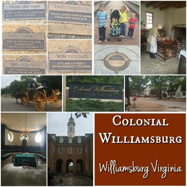 Colonial Williamsburg Williamsburg va
