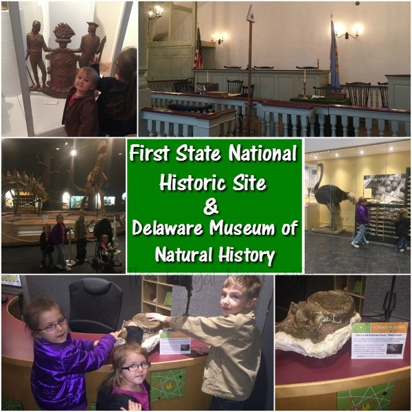 First State National Historic Site & Delaware Museum of Natural History