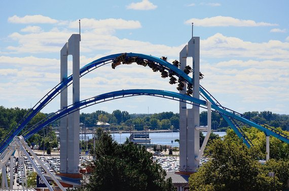 Top 10 scariest roller coasters in the usa