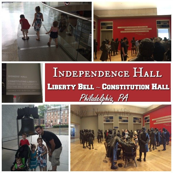 Independence Hall - Liberty Bell - Constitution Hall